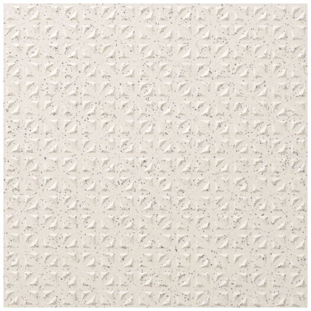 SPECKLED-IVORY WAFFLE TEX R12 COMFLOOR