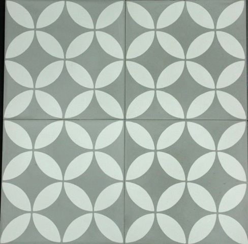 SAFI-GREY/WHITE HONED ENCAUSTIC