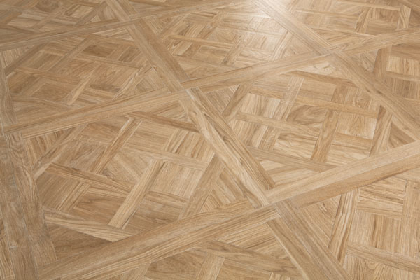 LIGHT-OAK MATT PARQUETRY