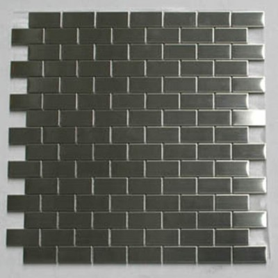 SILVER METAL BRICKBOND METAIL