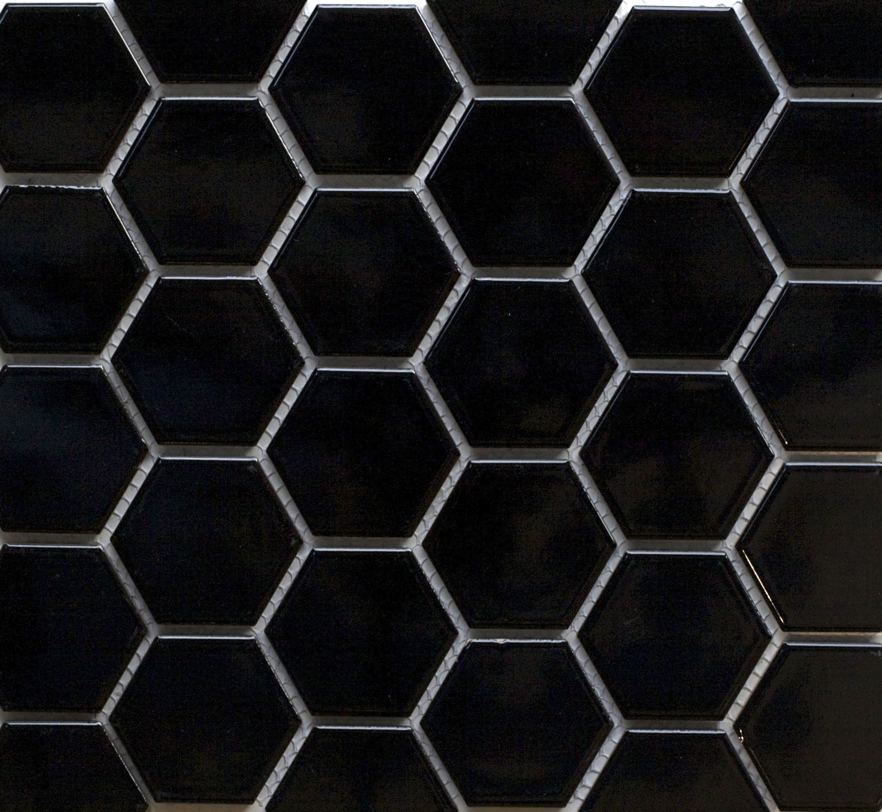 MIDNIGHT GLOSS HEXAGON