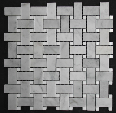 CARRARA MIX BASKETWEAVE