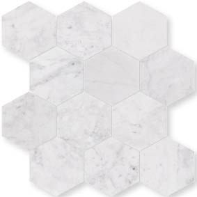 ICE HONED HEXAGON COMO