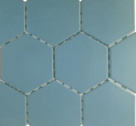 WEDGEWOOD HEXAGONAL MATT SPECTRUM