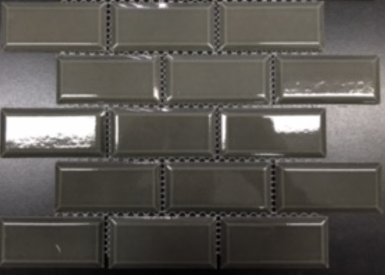 ARMY GLOSS BEVEL EDGE BRICKBOND
