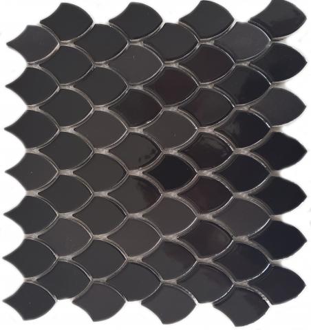 Fishscale Mosaics Amp Tiles The Tile Mob