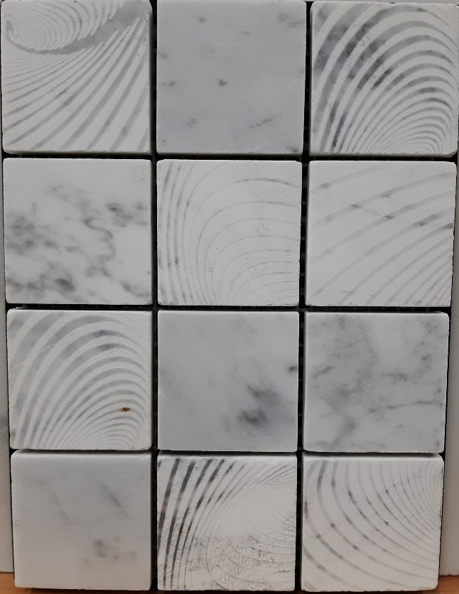 CARRARA MIXED FINISH PORTRAY