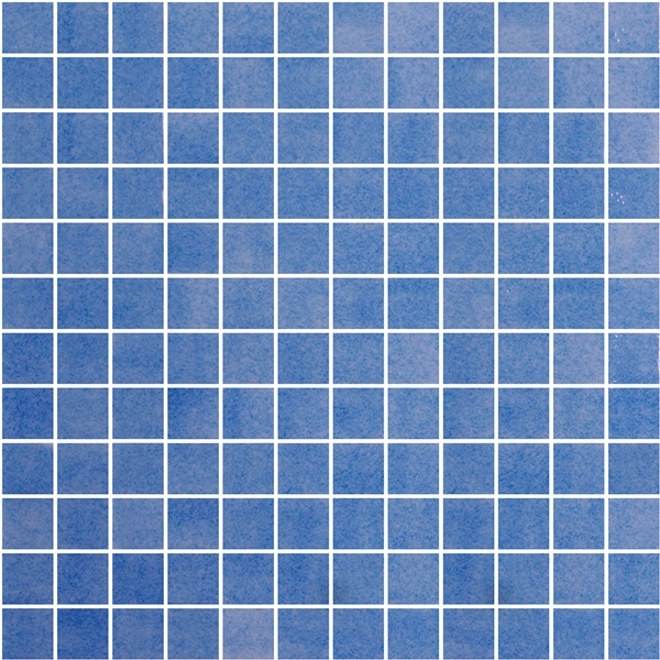 LIGHT-BLUE GLASS MOSAIC RIVIERA