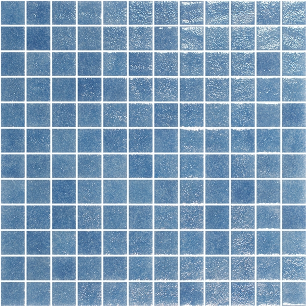 DAPPLE-BLUE  GRIP GLASS MOSAIC RIVIERA