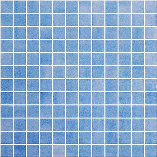 LIGHT-BLUE ANTISLIP GLASS MOSAIC RIVIERA