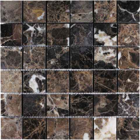 DARK EMPERADOR POLISHED MARBLE