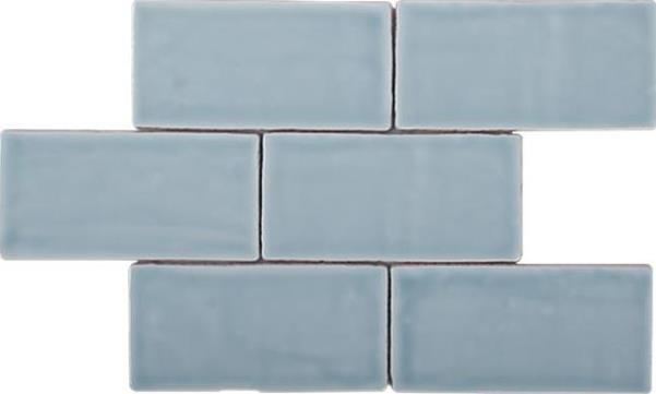 STONE-BLUE GLOSS HAMPTON