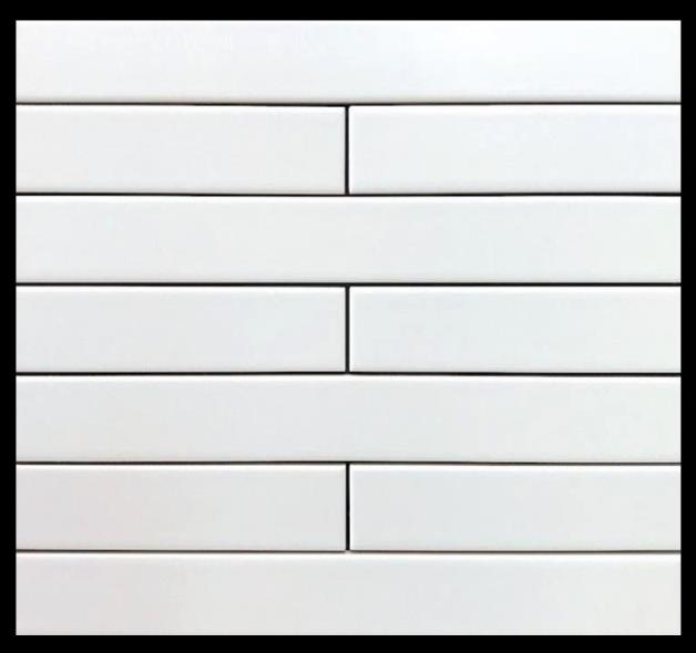 BIANCO GLOSS NARROW SUBWAY - 65x400mm | The Tile Mob