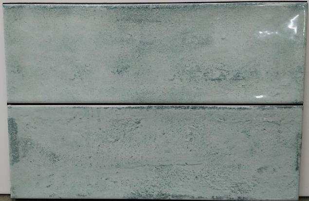 ANTIQUE-GREEN GLOSS ANTIQUATED