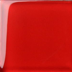 RED GLOSS GLASS